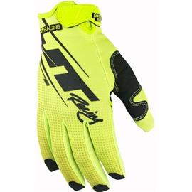 Кроссовые перчатки JT Racing LITE SLASHER жёлтые неоновые L
