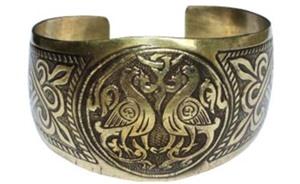 Широкие славянские браслеты
