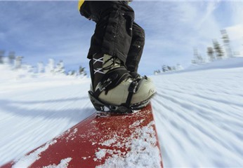 Установка и настройка креплений на сноуборде интернет-магазин Sportcoast.ru