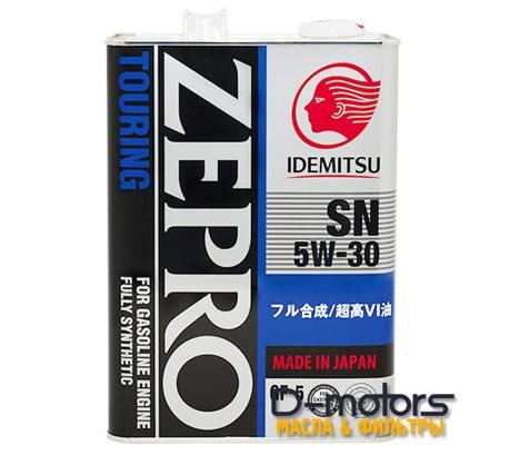 IDEMITSU ZEPRO TOURING 5W-30 (4л.)
