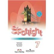 spotlight 7 кл. workbook - рабочая тетрадь