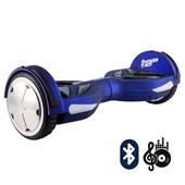 Гироскутер Hoverbot A5 синий матовый (Bluetooth-музыка + пульт + сумка)