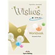 wishes b2.1  workbook - рабочая тетрадь