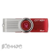 Флэш-память Kingston DataTraveler 101 G2 8GB(DT101G2/8GB)
