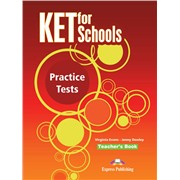 ket for schools practice tests  teacher's book - книга для учителя