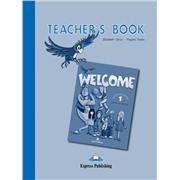 welcome 1 teacher's book - книга для учителя
