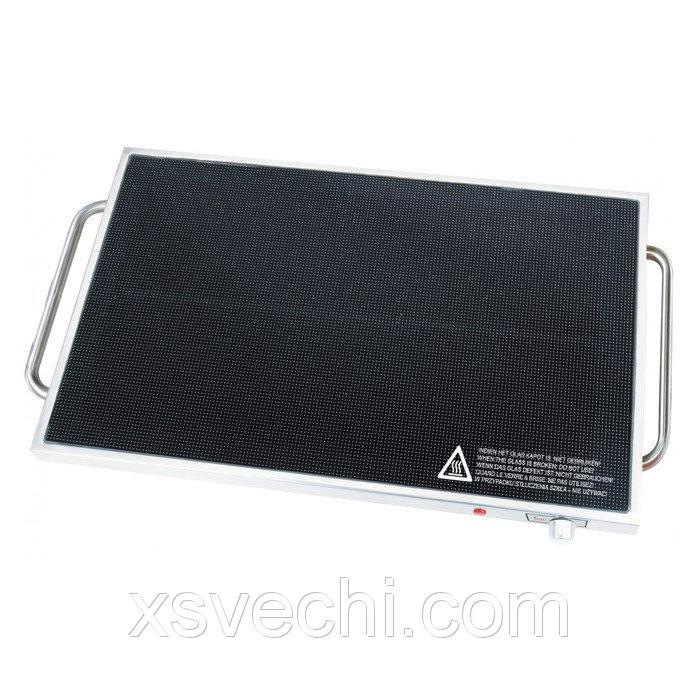 Плита Gemlux GL-WP250, электрическая, 250 Вт, 60-105°С