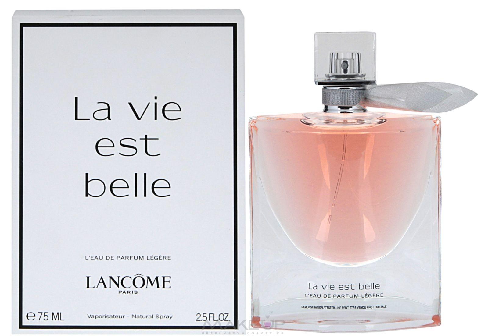 Est Belle 75ml Legere Lancome Vie La Fl3JKc1T