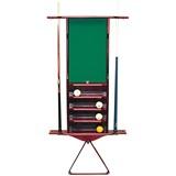 Киевница настенная универсальная (махагон, 149.5 х 94 х 10 см), интернет-магазин товаров для бильярда Play-billiard.ru
