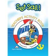 Set Sail 1. Activity Book. (Teacher's - overprinted).  Книга для учителя к рабочей тетради