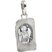 744 Образ «Архангел Михаил» серебро 925