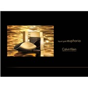 Calvin Klein Euphoria  Liquid Gold 100ml