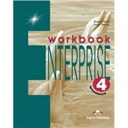 Enterprise 4. Workbook. Intermediate. Рабочая тетрадь