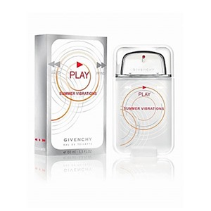 Givenchy Туалетная вода Play Summer Vibrations for men 100 ml (м)