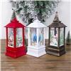 Светодиодный декоративный светильник Рождество коричневый