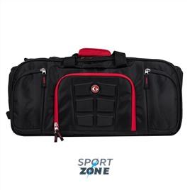Спортивная сумка BEAST DUFFLE черный/красный