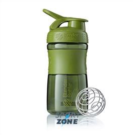 SportMixer 591мл Moss Green [оливковый]