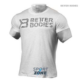 Футболка мужская Better bodies Symbol printed, белый