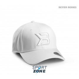 Кепка женская Better Bodies Womens baseball cap, белая