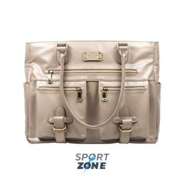 Женская сумка SIX PACK FITNESS (SPF) Renee Tote Tan (серый)