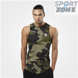 Спортивная майка Better Bodies Harlem Tank, Military Camo