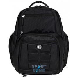 Спортивный рюкзак SIX PACK FITNESS (SPF) Expedition Backpack 300 Stealth (черный/черный)