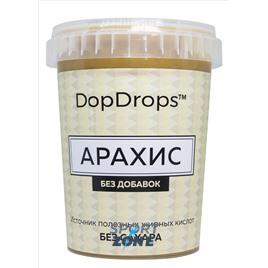 Паста DopDrops Арахис 1000г (без добавок)