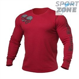 Мужской свитер Better bodies Thermal flex l/s, красный