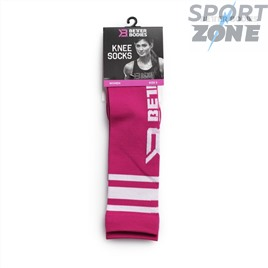 Гольфы Better Bodies Knee Socks, Hot Pink