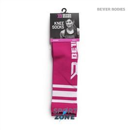 Гольфы Better Bodies Knee Socks, Hot Pink