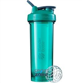 Шейкер для спортивного питания BlenderBottle Pro32 Full Color 946мл Emerald Green [изумрудный зеленый]