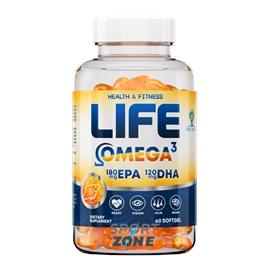 Life Omega 3 60 caps