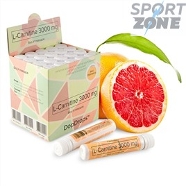 L-Карнитин DopDrops L-Carnitine  3000мг  25мл х 20 ампул Грейпфрут