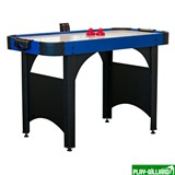 Аэрохоккей «Nordics» 4ф (121 х 60,5 х 80 см, синий), интернет-магазин товаров для бильярда Play-billiard.ru