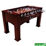 Настольный футбол (кикер) «Provincial» (орех), интернет-магазин товаров для бильярда Play-billiard.ru