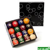 """Комплект шаров 57.2 мм """"Classic Standard"""", интернет-магазин товаров для бильярда Play-billiard.ru"""