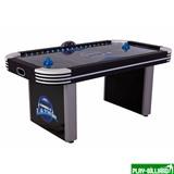 Atomic Аэрохоккей «Atomic Lumen-X Lazer» 6 ф (183 х 102 х 79 см, черный), интернет-магазин товаров для бильярда Play-billiard.ru