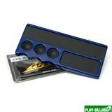 """Инструмент для обработки наклейки """"Mezz Cue Magic CMT-B"""" (синий), интернет-магазин товаров для бильярда Play-billiard.ru"""