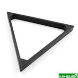 Треугольник 57.2 мм (черное дерево), интернет-магазин товаров для бильярда Play-billiard.ru