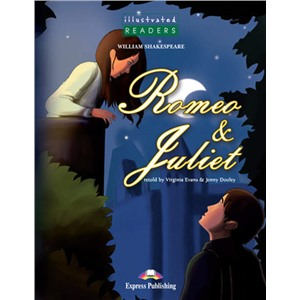 romeo & juliet illustrated reader