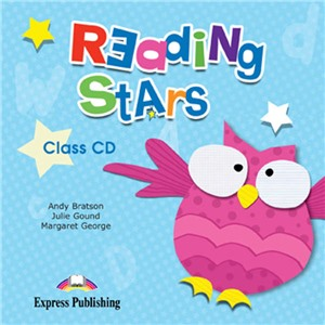 reading stars class cd