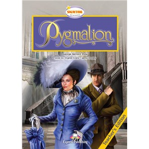 pygmalion teacher's book - книга для учителя