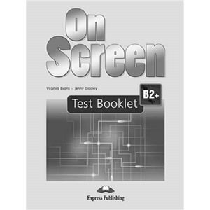 On screen b2+ test booklet