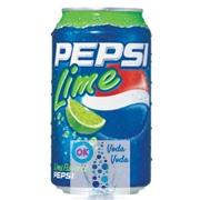 Pepsi Lime 0,33л в банке - 12шт. в упаковке