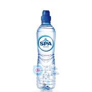 Упаковка минеральной воды SPA Reine 0,5 в пластике и дозатором - 24 шт.