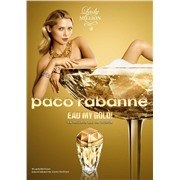 Paco Rabanne Lady Million eau My Gold - 80ml