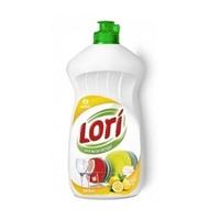"""Средство для мытья посуды """"Lori"""" лимон 500мл"""