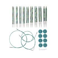 Набор разъемных  деревянных спиц  Knit Picks
