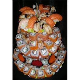 Суши торт №5