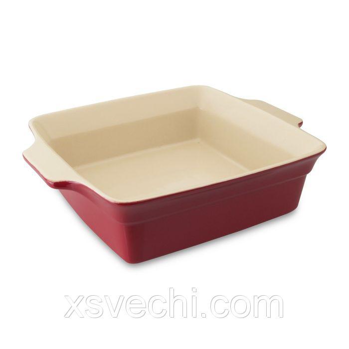Блюдо квадратное для запекания Geminis, 27 х 22.5 х 7.5 см